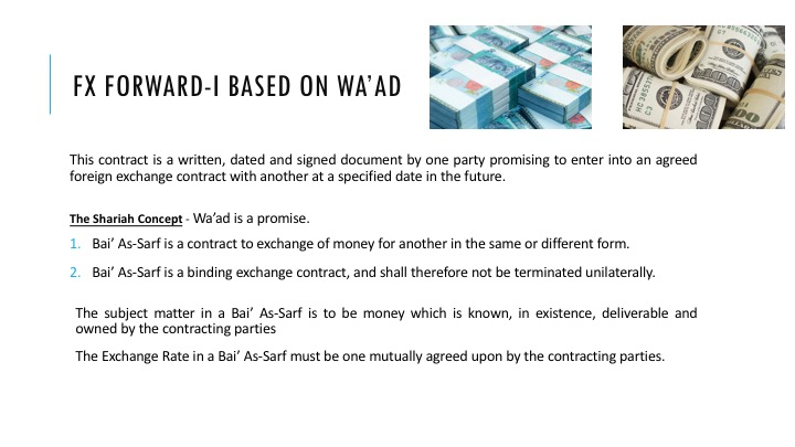 Treasury Wad In Fx Forward Islamic Bankers Resource Centre