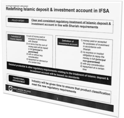 Redefining Deposits