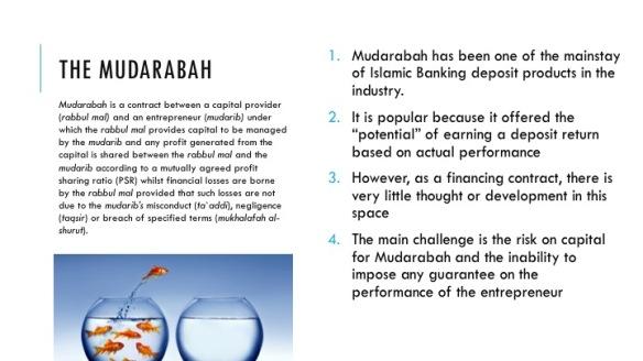 The Mudarabah