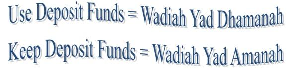 Wadiah 2014