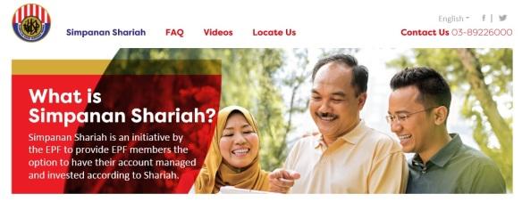 Simpanan Shariah