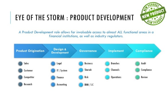 Eye of the Storm Product Developer