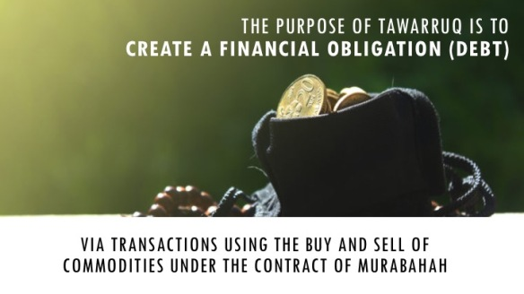purpose of tawarruq